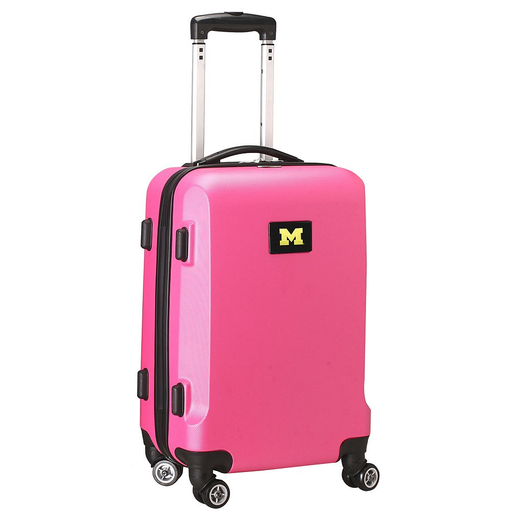 Michigan Wolverines 19 1/2-in. Hardside Spinner Carry-On