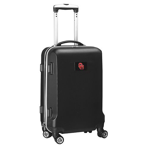 Oklahoma Sooners 19 1/2-in. Hardside Spinner Carry-On