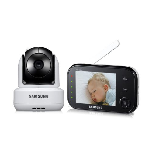 Samsung SafeVIEW Video Baby Monitoring System