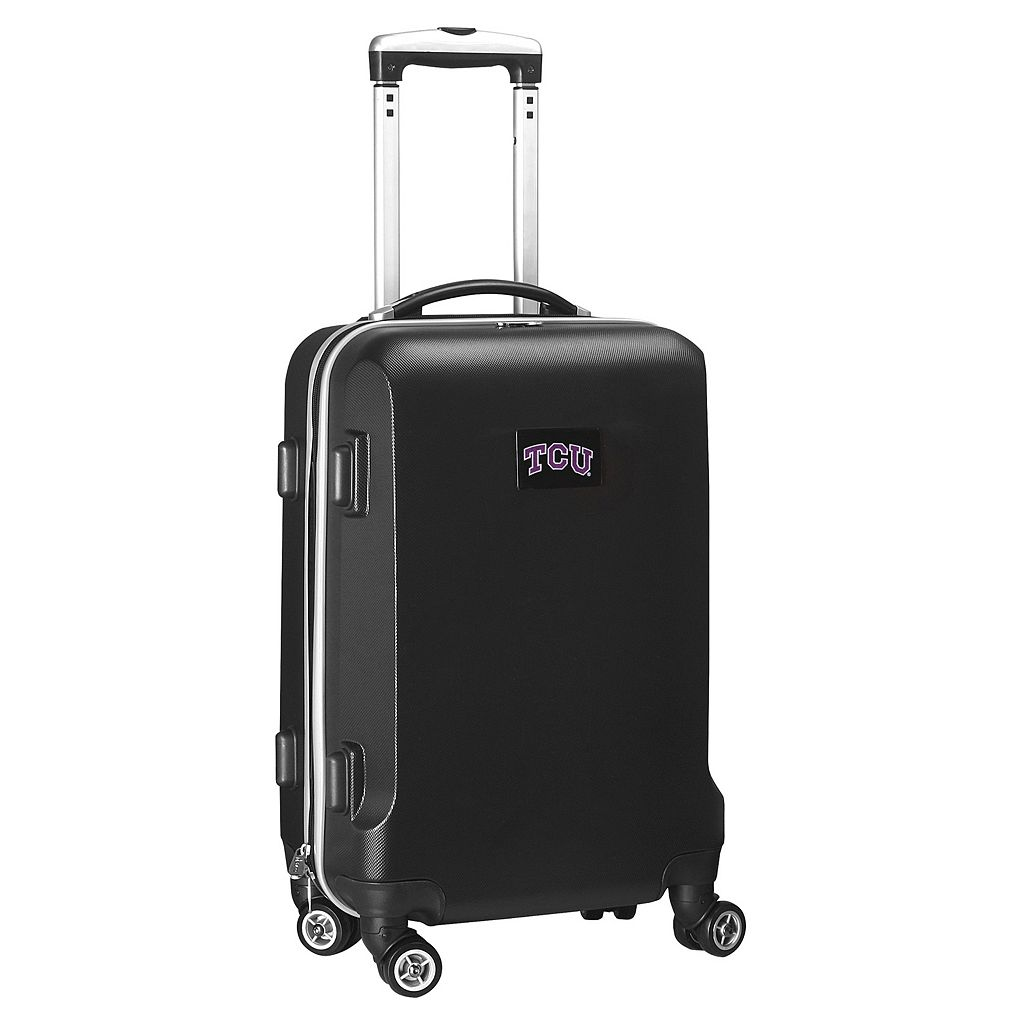 TCU Horned Frogs 19.5-inch Hardside Spinner Carry-On