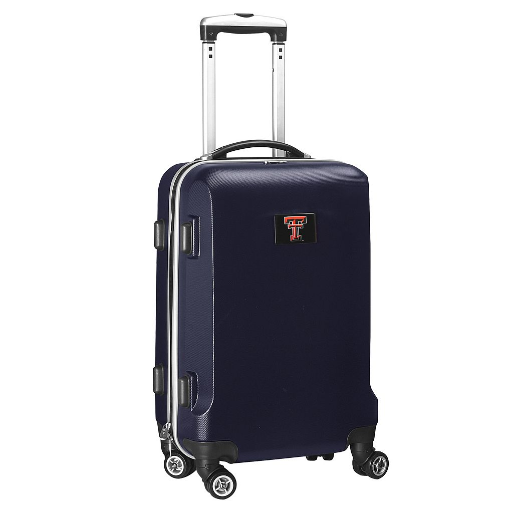 Texas Tech Red Raiders 19 1/2-in. Hardside Spinner Carry-On