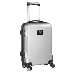 Villanova Wildcats 19 1/2-in. Hardside Spinner Carry-On