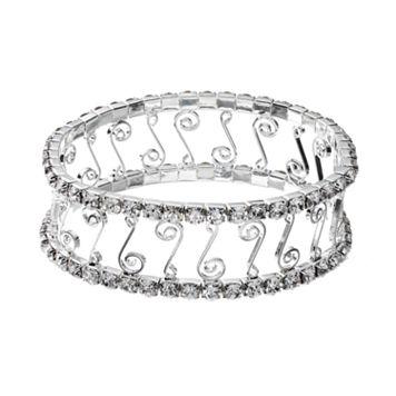 Scroll Stretch Bracelet