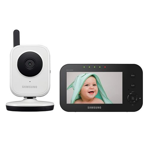 Samsung SimpleVIEW Video Baby Monitoring System