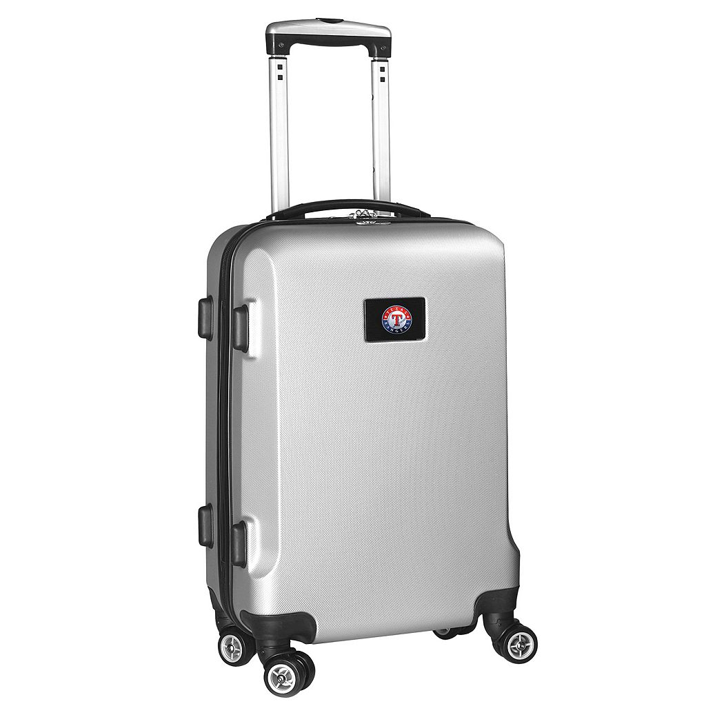 Texas Rangers 19 1/2-in. Hardside Spinner Carry-On