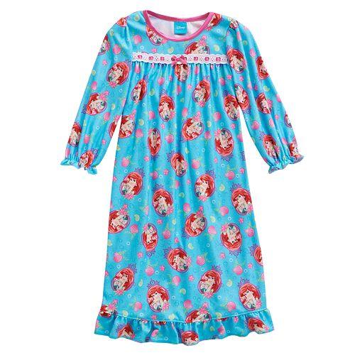 Disney Princess Ariel Nightgown - Toddler fc5606e46