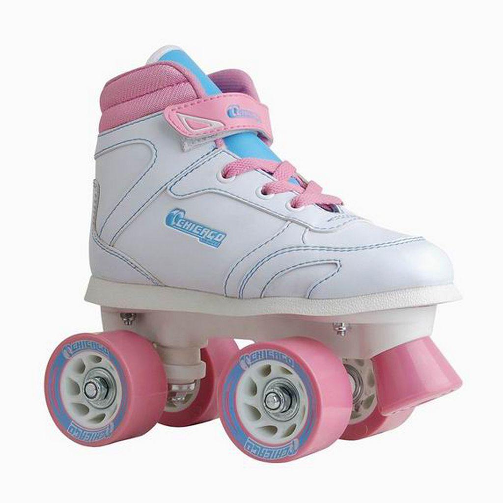 Chicago Skates Sidewalk Roller Skates - Girls