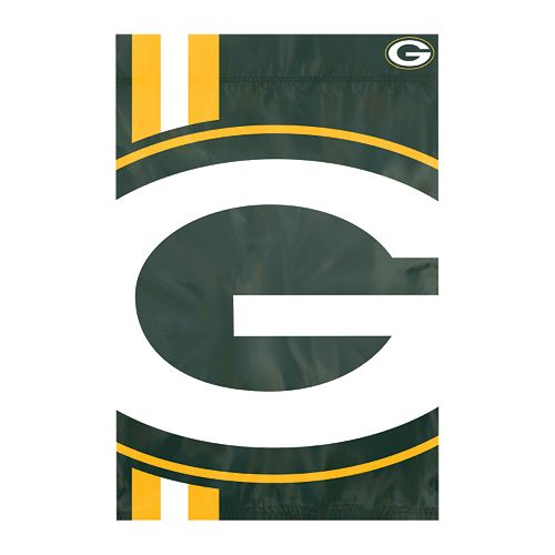 Green Bay Packers Bold Logo Banner