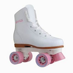 Chicago Skates Rink White Roller Skates - Girls
