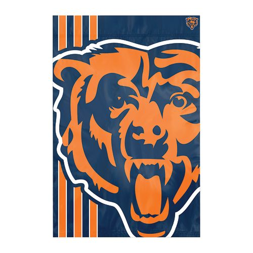 Chicago Bears Bold Logo Banner