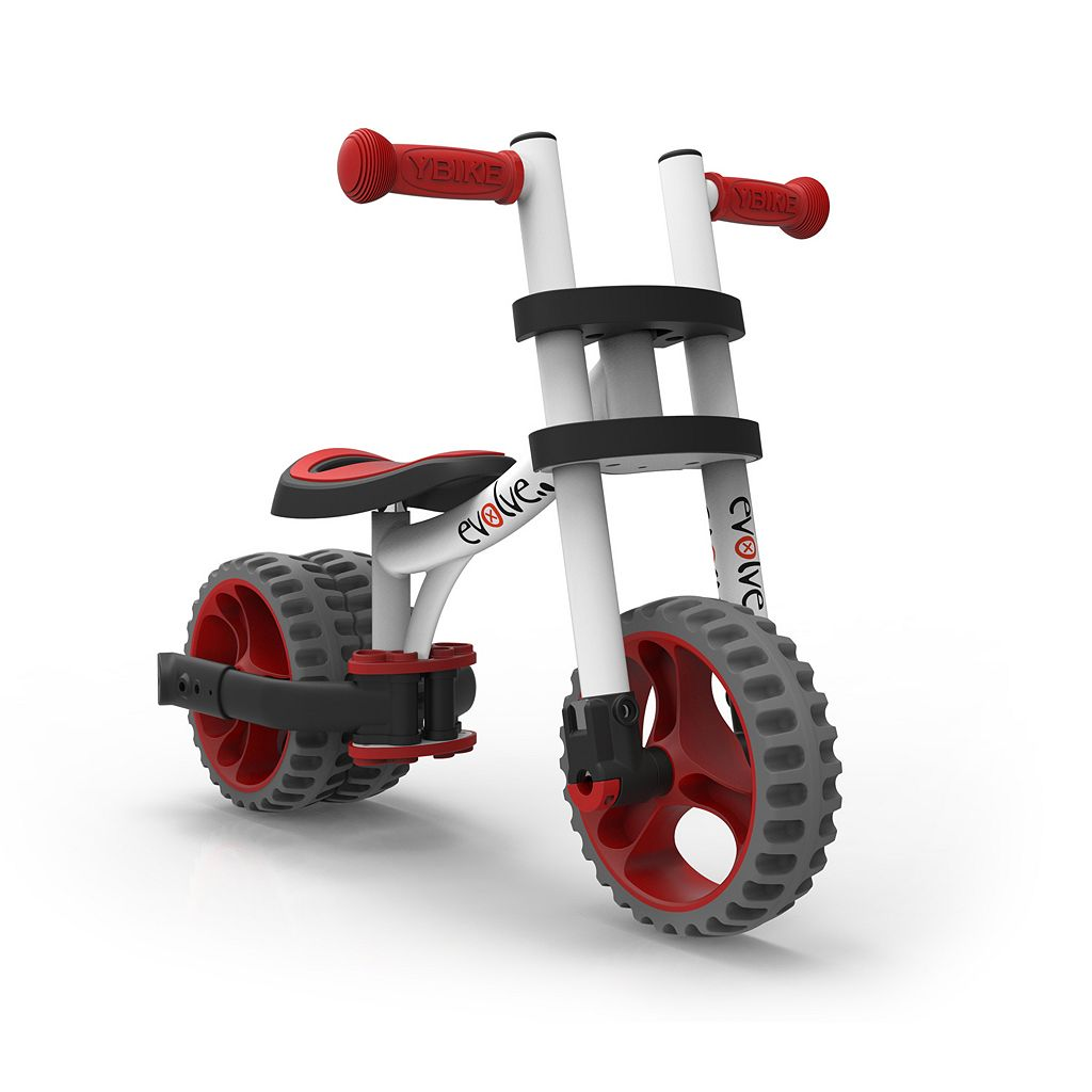 YBike Evolve Balance Tricycle