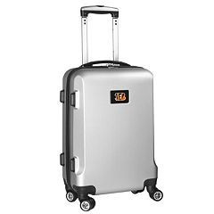 Cincinnati Bengals 19 1/2-in. Hardside Spinner Carry-On
