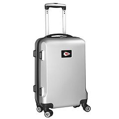 Kansas City Chiefs 19 1/2 in Hardside Spinner Carry-On