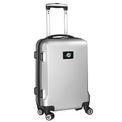 Miami Dolphins 19 1/2-in. Hardside Spinner Carry-On