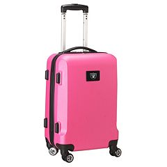 Oakland Raiders 19 1/2 in Hardside Spinner Carry-On