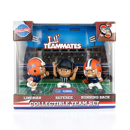Florida Gators 3-Pack Lil' Teammates Figures