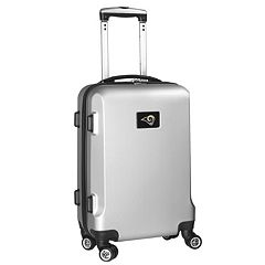 Los Angeles Rams 19 1/2 in Hardside Spinner Carry-On