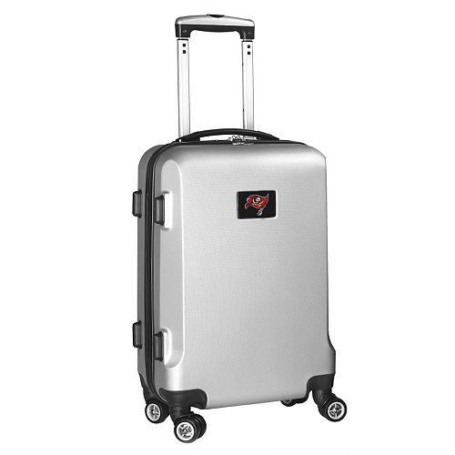 Tampa Bay Buccaneers 19 1/2-in. Hardside Spinner Carry-On