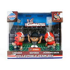 Georgia Bulldogs 3-Pack Lil' Teammates Figures