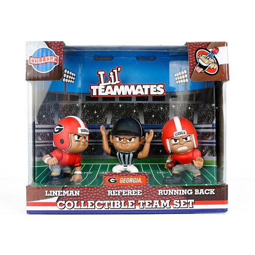 Georgia Bulldogs 3-Pack Lil' Teammates Figures