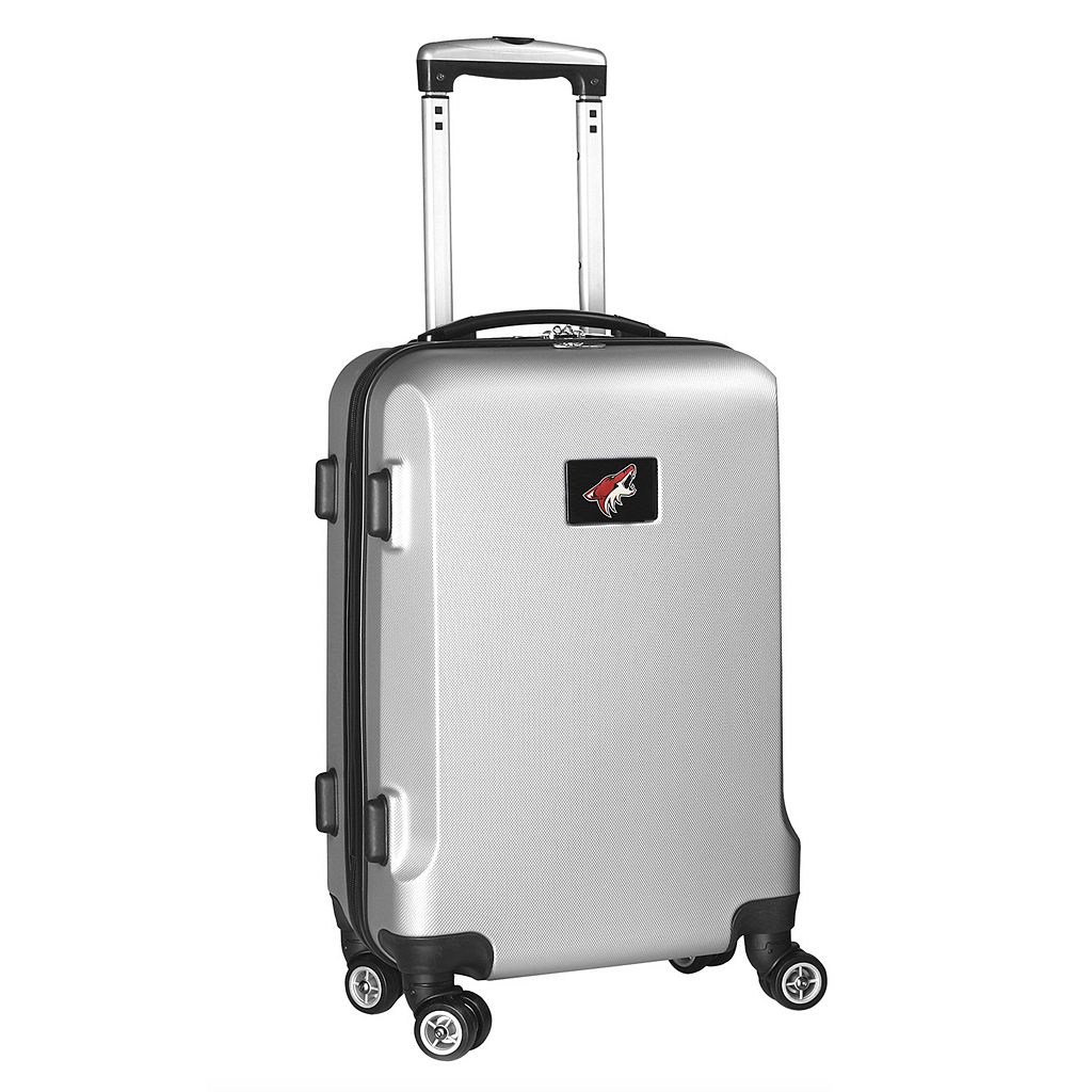 Arizona Coyotes 19 1/2-in. Hardside Spinner Carry-On