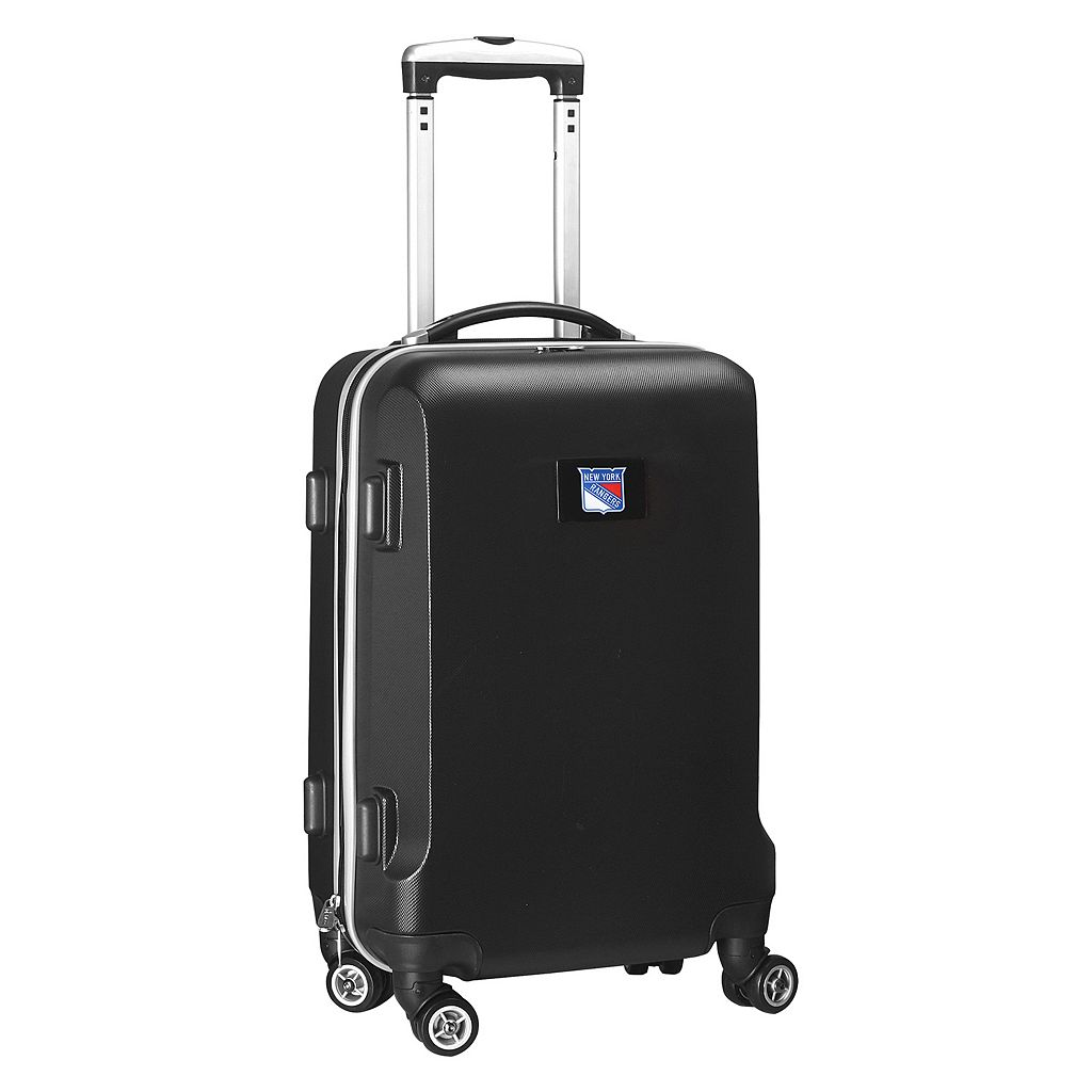 New York Rangers 19 1/2-in. Hardside Spinner Carry-On