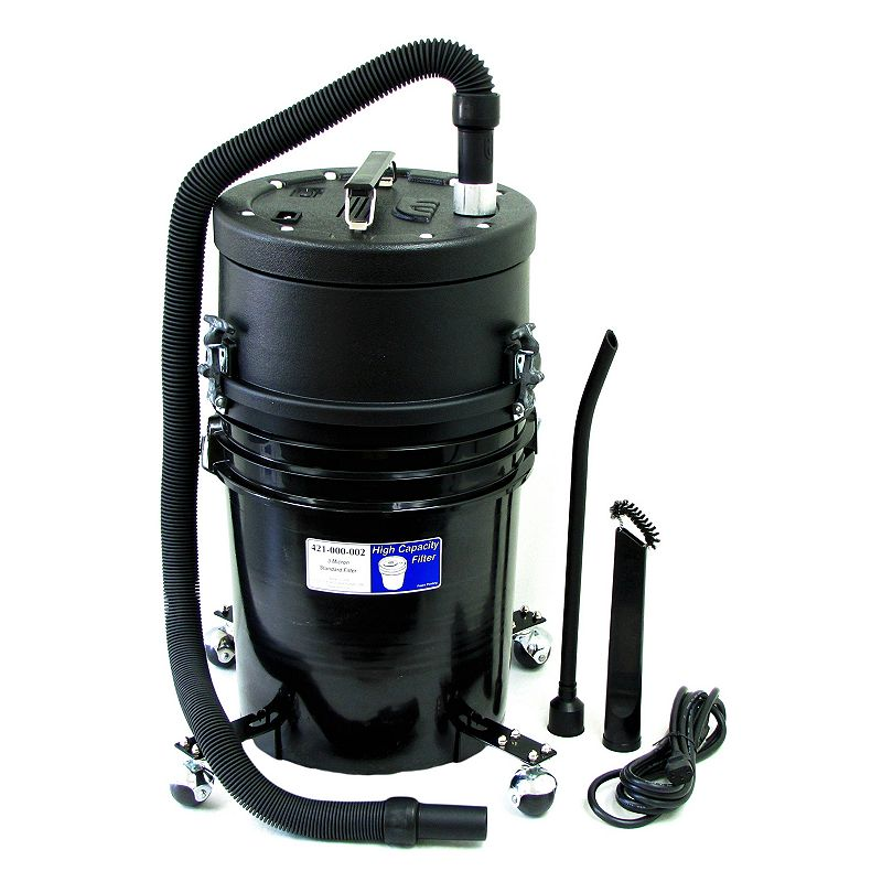 Atrix International High-Capacity 5-Gallon HEPA Vacuum