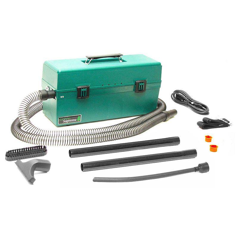 Atrix International Omega Green Supreme IPM HEPA Vacuum System