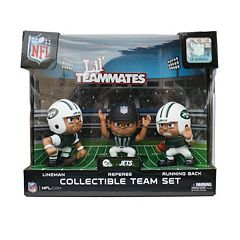 New York Jets 3-Pack Lil' Teammates Figures