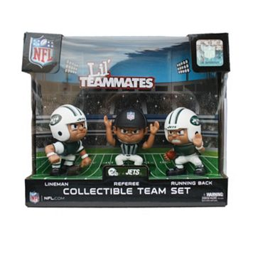 New York Jets 3-Pack Lil' Teammates Figures