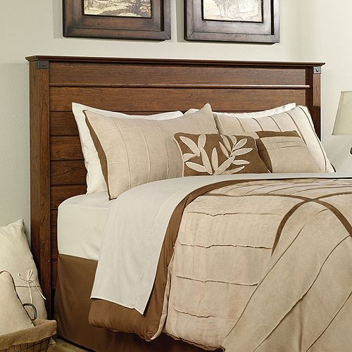 Sauder Carson Forge Collection Full Queen Headboard