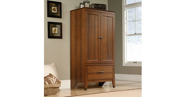Jsp Furniture: Sauder Carson Forge Collection Armoire