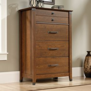 Sauder Carson Forge Collection Dresser