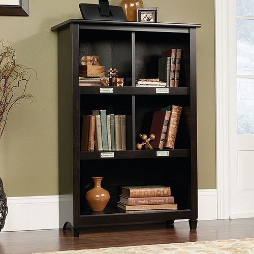 Sauder Edge Water Collection 5-Shelf Bookcase