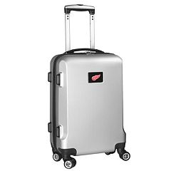 Detroit Red Wings 19 1/2 in Hardside Spinner Carry-On