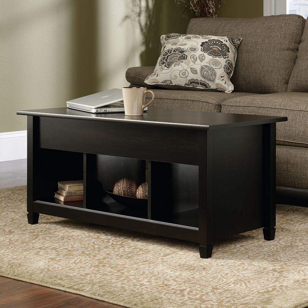 Edge Water Collection Storage Coffee Table