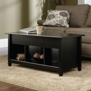 Sauder Edge Water Collection Storage Coffee Table