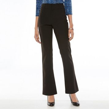 Gloria Vanderbilt Classic Trouser Pants - Women's