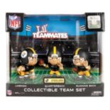 Pittsburgh Steelers 3-Pack Lil' Teammates Figures