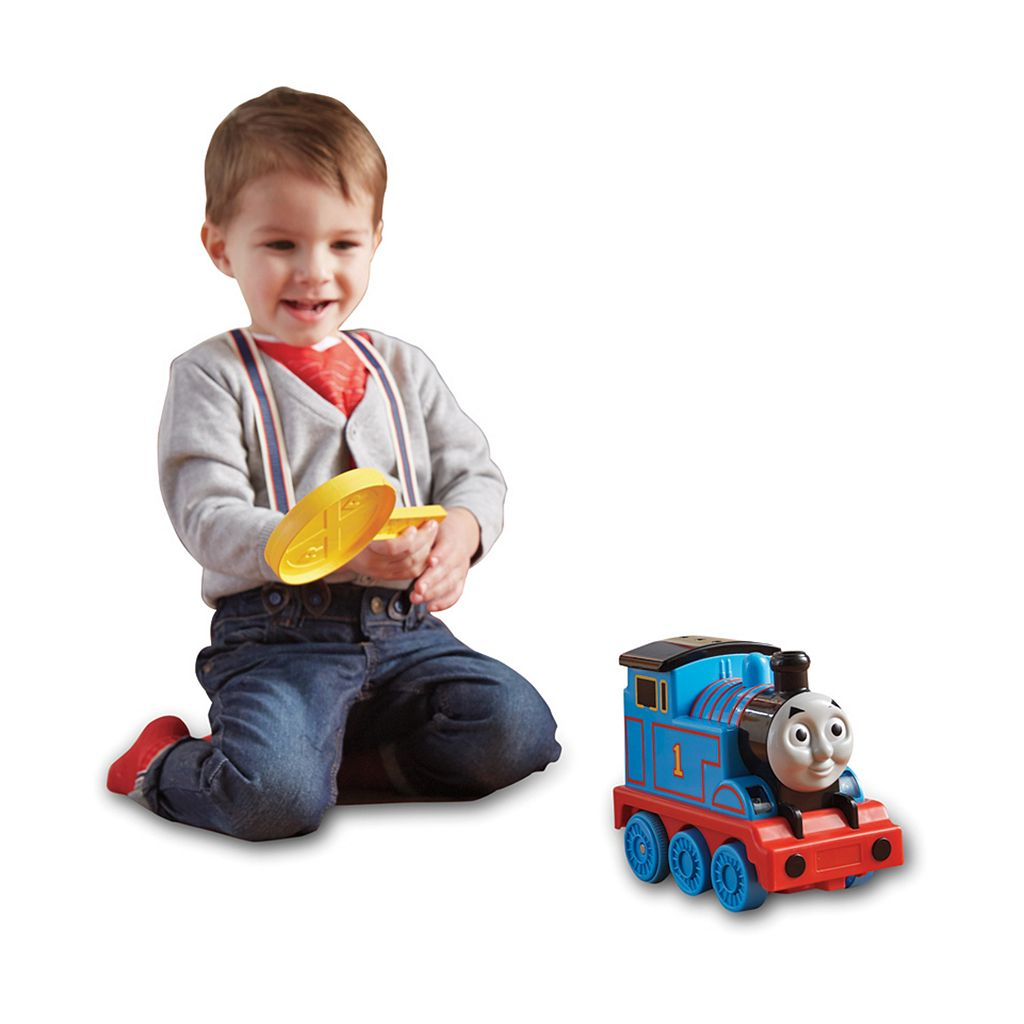 Thomas and Friends Motion Control Thomas by Fisher-Price