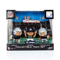 New England Patriots 3-Pack Lil' Teammates Figures