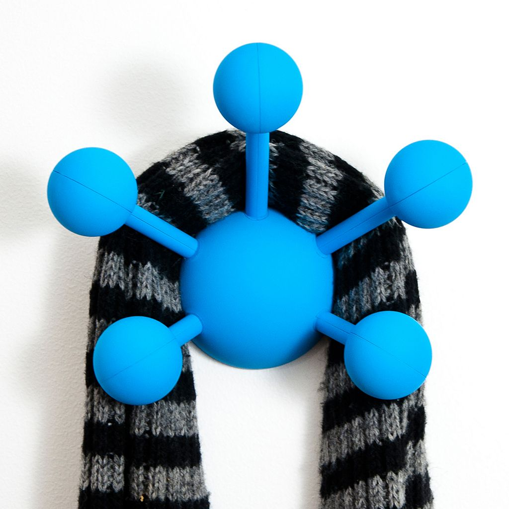 Modern Littles Atom Multi-Purpose Coat Hook