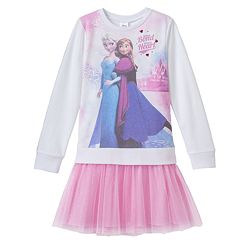 Disney Frozen Anna & Elsa Tutu Dress by Jumping Beans® - Girls 4-7