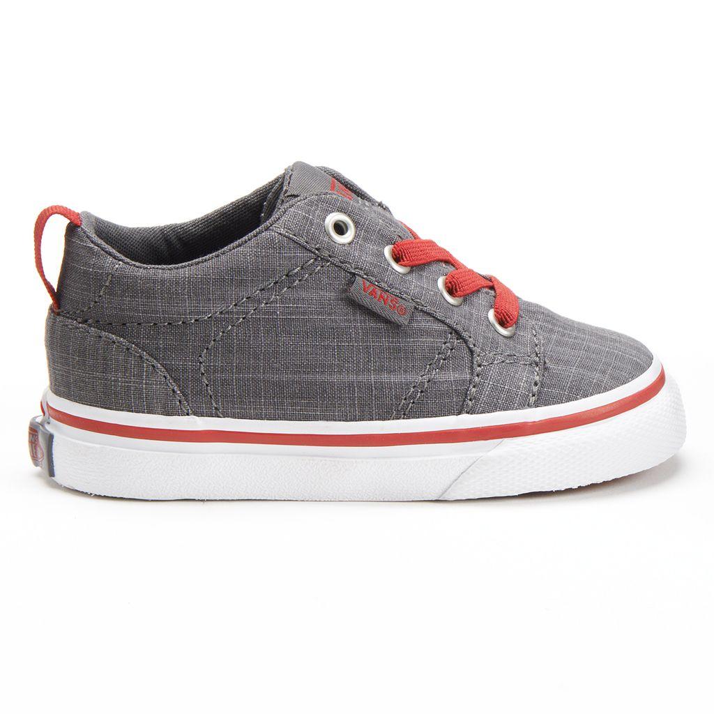 Vans Bishop Toddler Boys' Slip-On Shoes