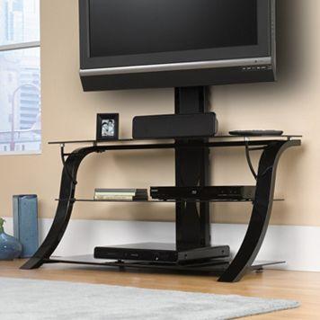 Sauder Modern TV Stand