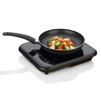 Fagor 2-pc. Induction Cooktop and Nonstick Skillet Set