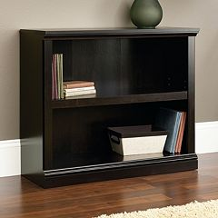 Sauder Contemporary 2-Shelf Bookcase