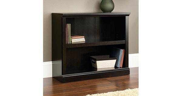 Kohl Furniture Store: Sauder Contemporary 2-Shelf Bookcase
