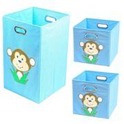 Nuby 3 pc Nursery Organization Set