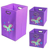 Nuby 3 pc Nursery Organization Set